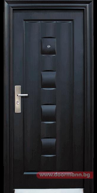 Блиндирана входна врата 137-P
