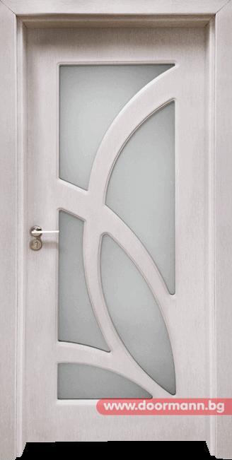 Интериорна врата Gama 208 - Перла