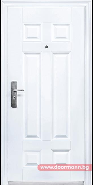 Блиндирана входна врата 666