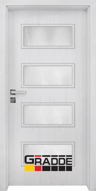 Интериорна врата Gradde Blomendal - Сибирска Лиственица